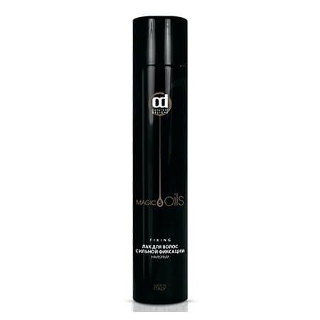 Constant Delight, Лак для волос сильной фиксации 5 MagicOils, 490 млНовинка! 5 Magic Oils - 5 волшебных масел для здоровья Ваших волос<br><br>