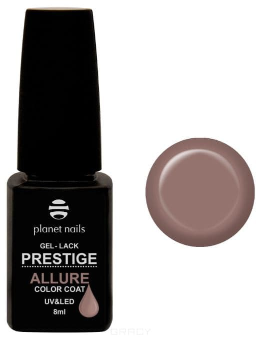 Купить Planet Nails, Гель-лак Prestige Allure Планет Нейлс, 8 мл (72 оттенка) 680