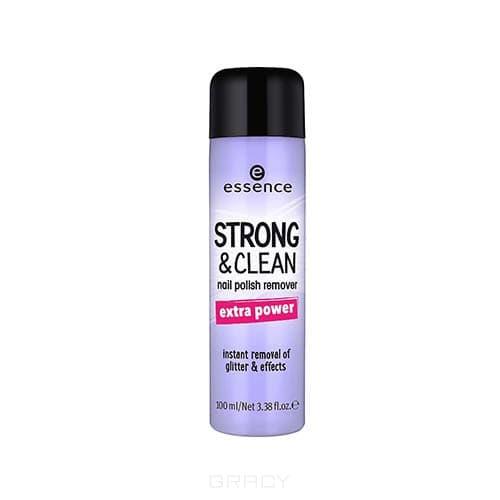 цена Жидкость для снятия лака Strong & clean nail polish remover 02, 100 мл