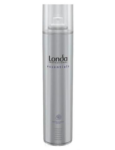 Essentials Профессиональный лак для волос нормальной фиксации, 500 млПрофессиональный лак Essentials для нормальной фиксации волос представляет собой универсальное средство, помогающее создавать как ежедневные, так и сложнейшие вечерние прически. Средство гарантирует подвижность волос и сохранение их формы на протяжении всего дня. Лак также обеспечит вам качественную укладку &amp;amp;quot;с нуля&amp;amp;quot; или позволит закрепить уже готовый результат. В основе средства - технология 3D-Sculpt, базирующаяся на полимерах. Эта формула обеспечивает создание трехмерных структур между волосинками, благодаря чему и обеспечивается их фиксация. Лак легко может быть удален расчесыванием, а при нанесении не склеивает волосы.<br>