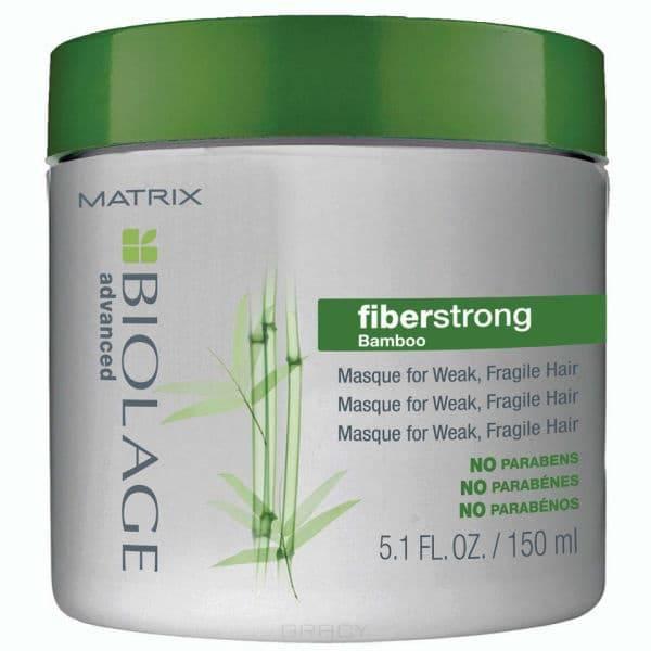 Matrix, Маска для укрепления ломких, ослабленных волос FiberStrong Biolage, 150 млМаски<br><br>