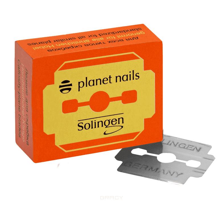 Лезвие для педикюрного станка 10 шт/упШтук в упаковке : 10 шт&#13;<br>  &#13;<br>Торговая марка : Planet Nails&#13;<br>  &#13;<br>Страна производитель : Германия<br>