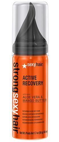 Купить Sexy Hair, Мусс для прочности волос Active Recovery, 50 мл