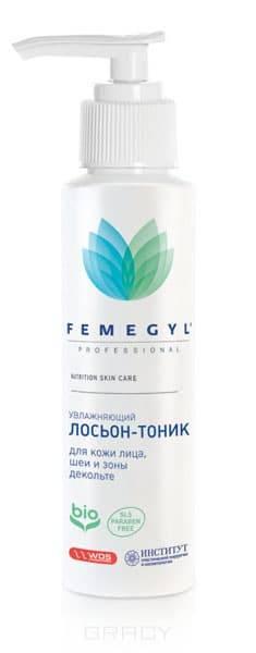 Femegyl, Лосьон-Тоник Увлажняющий для кожи лица, шеи и зоны декольте, 100 мл