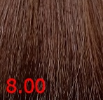 Купить Kaaral, Крем-краска для волос Baco Permament Haircolor, 100 мл (106 оттенков) 8.00 светлый блондин интенсивный
