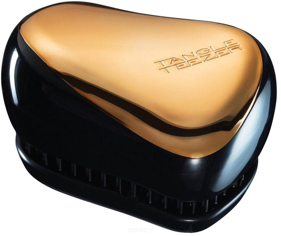 Расческа для волос Compact Styler BronzeПрофессиональная распутывающая расческа Tangle Teezer идеально подходит для всех типов волос. Оригинальная форма зубчиков обеспечивает двойное действие и позволяет расчесать сухие и влажные волосы легко и быстро, без рывков и усилий. Благодаря эргономичной форме расчёска удобно ложится в ладонь, позволяя более творчески подойти к процессу укладки. &#13;<br> &#13;<br>  &#13;<br> &#13;<br> &#13;<br>Активные ингредиенты.&#13;<br> &#13;<br>Состав: гипоаллергенный пластик.&#13;<br> &#13;<br> &#13;<br>  &#13;<br> &#13;<br> &#13;<br>Способ применения: оригинальная форма зубчиков обеспечивает двойное действие и позволяет быстро и безболезненно расчесать влажные и сухие волосы. Благодаря эргономичному дизайну, расческу удобно держать в руках, не опасаясь выскальзывания. Расческа дополнена удобным футляром.<br>