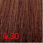 Купить Kaaral, Крем-краска для волос Baco Permament Haircolor, 100 мл (106 оттенков) 6.30 темный золотистый блондин