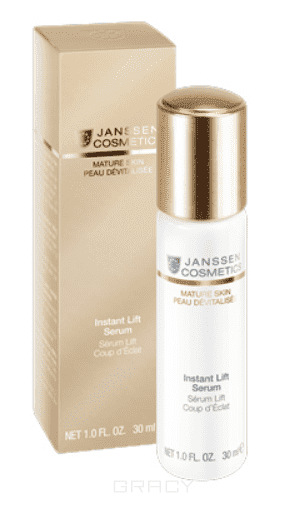 Janssen, Anti-age лифтинг-сыворотка мгновенного действия с комплексом Cellular Regeneration janssen лифтинг сыворотка для бюста perfect bust formula