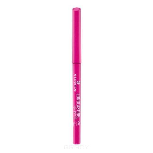 Купить Essence, Карандаш для глаз Long Lasting, 0.28 гр (15 цветов) №28, розовый металлик