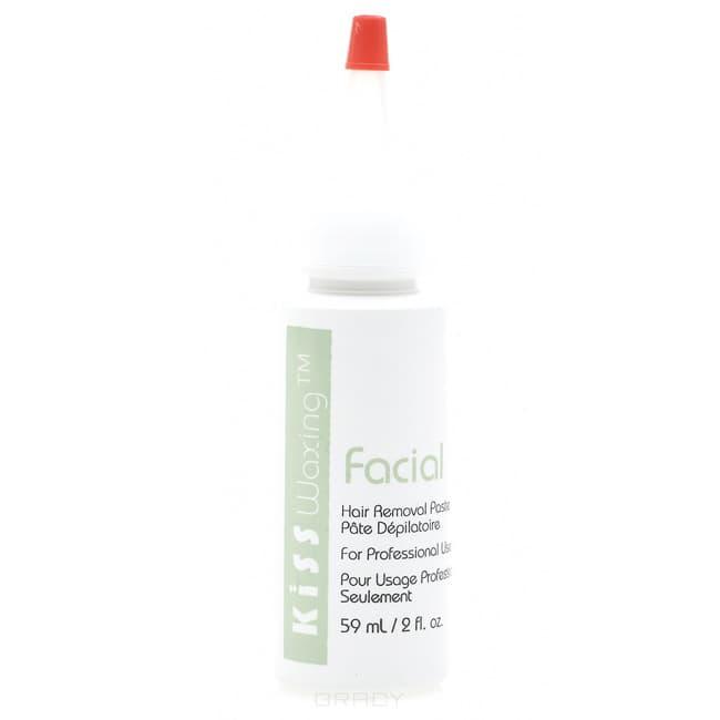 Сахарная паста для шугаринга для удаления волос с помощью полосок Александрия Facial Kiss Waxing surgi wax facial воск для удаления волос на лице