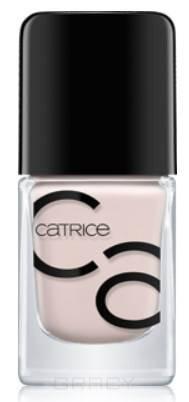 Купить Catrice, Лак для ногтей ICONails Gel Lacquer (43 оттенка) 25 серо-коричневый