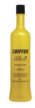 Coiffer, Viviane Araujo Глубоко очищающий шампунь ШАГ 1, 1 л