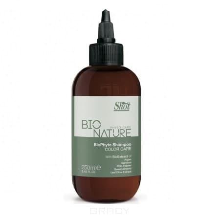Shot, Шампунь для ухода за окрашенными волосами, 250 мл shot шампунь для кожи головы и волос%2
