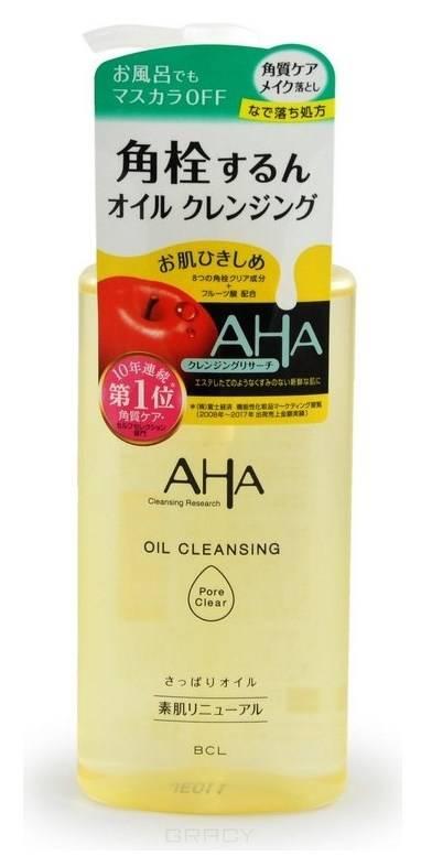 Купить BCL, Гидрофильное масло для снятия макияжа AHA Oil Cleansing, 200 мл