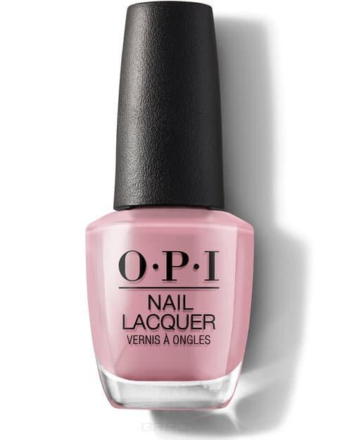 OPI, Лак для ногтей Nail Lacquer, 15 мл (287 цветов) Rice Rice Baby / Tokyo