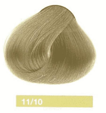 Lakme, Суперосветляющая крем-краска для волос Collageclair, 60 мл (9 оттенков) 11/10 Суперосветляющий пепельный блондин