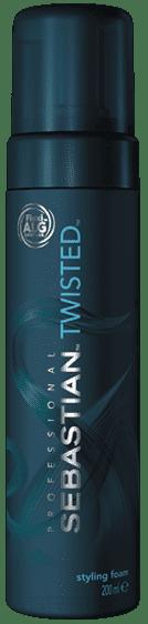 Sebastian, Пена для моделирования локонов Twisted Flex Curl Lifter Foam, 200 мл wella пена для локонов boost bounce 300 мл