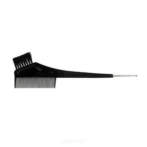 Sibel, Кисть для окраски с крючком и расческойАксессуары для окрашивания волос<br><br>