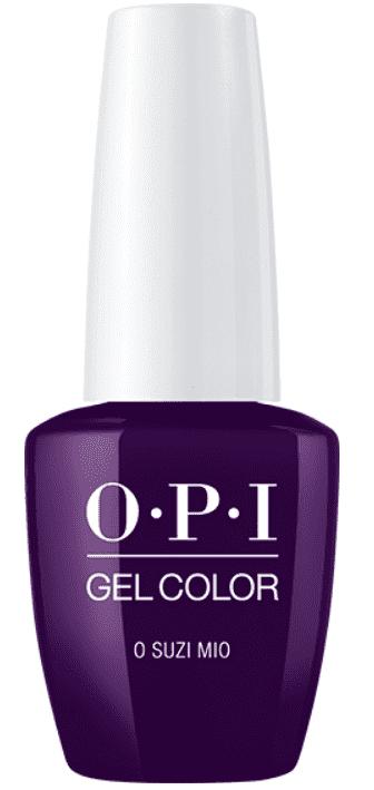 OPI, Гель-лак GelColor, 15 мл (95 цветов) O Suzi Mio цены