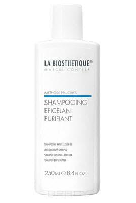 Шампунь против перхоти Methode Pellicules Epicelan Purifiant Anti-Dandruff Shampoo, 1 л шампунь против грибка кожи головы цена