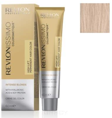 Revlon, Краска супра блондирующая Revlonissimo Colorsmetique Intense Blonde, 60 мл (10 оттенков) 1222MN цена