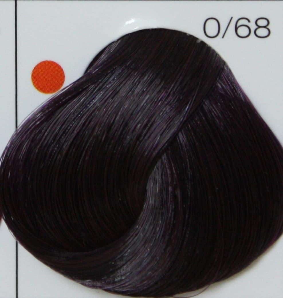Londa, Интенсивное тонирование Лонда краска тоник для волос (палитра 48 цветов), 60 мл LONDACOLOR интенсивное тонирование 0/68 фиолетово-синий микстон, 60 мл wella интенсивное тонирование color touch 3 68 пурпурный дождь 60 мл