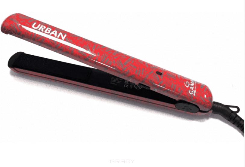 Щипцы Urban (5 цветов)Керамические пластины с турмалиновым покрытием&#13;<br> &#13;<br>  Скругленные края для возможности подкручивания волос&#13;<br> &#13;<br>  Температура нагрева 230 С&#13;<br> &#13;<br>  Быстрый нагрев: готовы к работе через несколько секунд&#13;<br> &#13;<br>  Термоустойчивый пластиковый корпус 25 см&#13;<br> &#13;<br>  Цвет: цветной геометрический рисунок&#13;<br> &#13;<br>  Размер пластин 23х90 мм&#13;<br> &#13;<br>  Напряжение 110-240 В&#13;<br> &#13;<br>  Вес 200 г&#13;<br> &#13;<br> &#13;<br>Керамические пластины с турмалиновым покрытием обеспечивают равномерное выпрямление волос, делая их гладкими ипредотвращая спутывание волос, придают волосам здоровый блеск.&#13;<br> &#13;<br>Благодаря скругленной форме пластин очень легко как завить, так и выпрямить волосы, в то время как турмалиновое покрытие сохраняет здоровье и блеск каждого волоса. Выпрямитель имеет вращающийся на 360° шнур для комфортного использования, а также плавающие пластины для максимально деликатной укладки ваших волос.<br>
