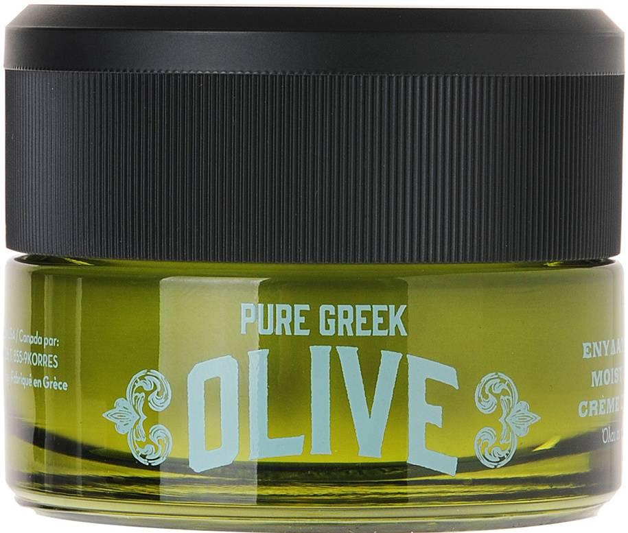 Купить Korres, Крем дневной увлажняющий Greek Olive, 40 мл