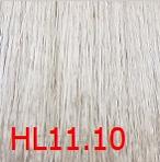 Купить Kaaral, Крем-краска для волос Baco Permament Haircolor, 100 мл (106 оттенков) 11.10 супер светлый пепельный глубокий блондин