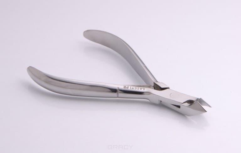 Lazeti, Кусачки для кожи, длина 100 мм, лезвие 6 ммИнструменты для удаления кутикулы/кожи<br><br>