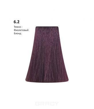 Купить BB One, Перманентная крем-краска Picasso (153 оттенка) 6.2Dark Violet Blond/Темно-Фиолетовый Блондин