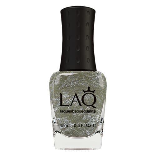 LAQ, Лак для ногтей Драгоценная пыль Precious Dust, 15 мл (6 оттенков) 10170 Precious Dust Драгоценная пыль orly лак для ногтей 065 sealon topcoat жемчужная пыль 18 мл