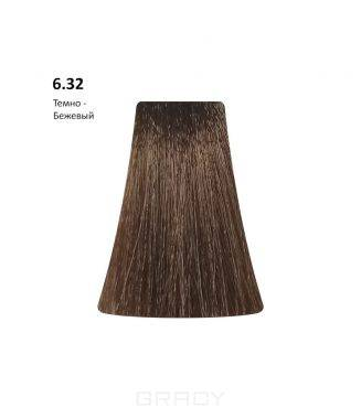 Купить BB One, Перманентная крем-краска Picasso Colour Range без аммиака (76 оттенков) 6.32Dark Beige Brown/Темно-Бежевый