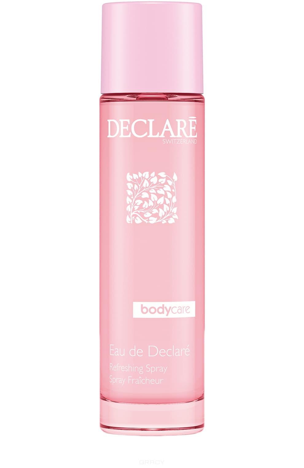 Declare, Освежающий спрей для тела Eau de Declar? Refreshing Spray, 100 млGreenism - эко-серия для ухода<br><br>