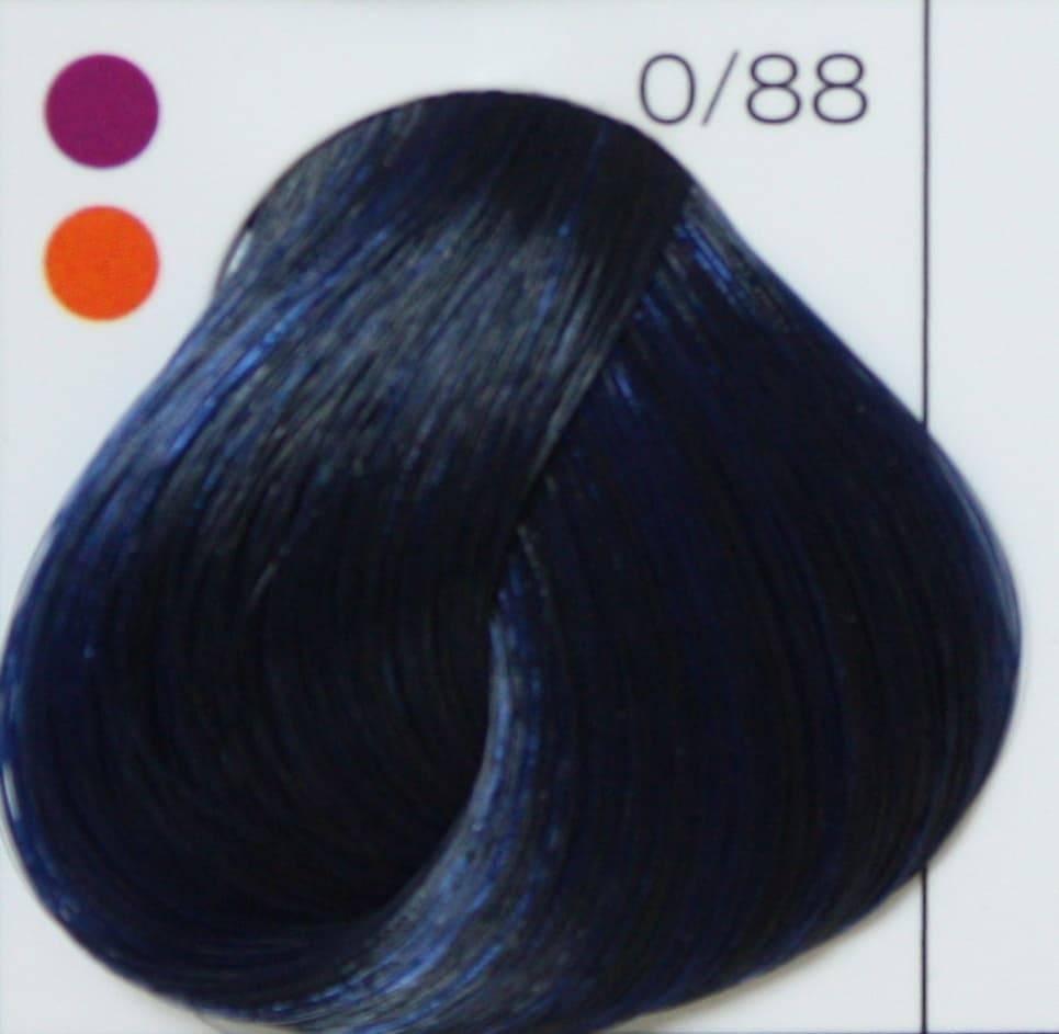 Купить Londa, Интенсивное тонирование Лонда краска тоник для волос (палитра 48 цветов), 60 мл LONDACOLOR интенсивное тонирование 0/88 интенсивный синий микстон, 60 мл