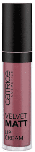Catrice, Кремовая губная помада Velvet Matt Lip Cream (9 оттенков), 1 шт