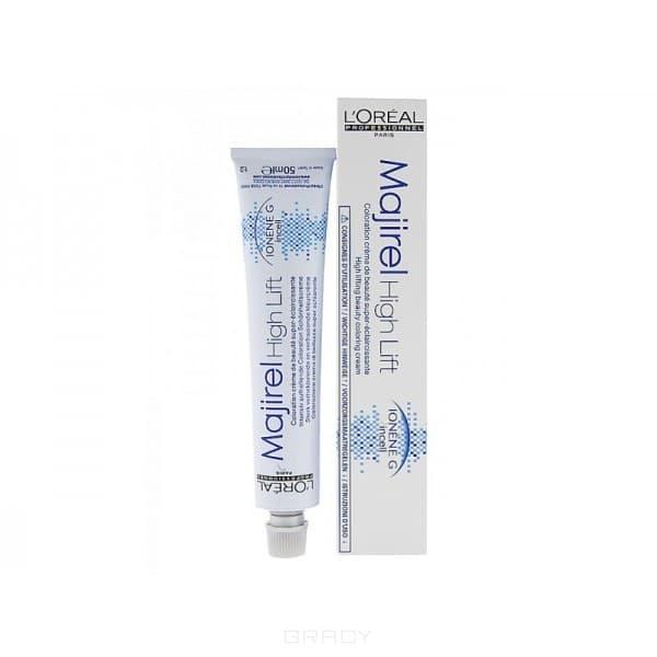 LOreal Professionnel, Краска для волос Majirel High Lift, 50 мл (7 оттенков) пепельно-перламутровыйОкрашивание<br><br>
