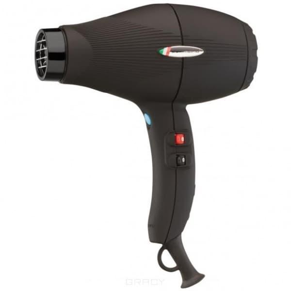 Фен Hot черный 2100 wСамый горячий фен из все линейки компанииGamma Piuв корпусе размером 18 см. Направленный поток воздуха идеален для укладки толстых и непослушных волос, а также подвергшихся химической завивке. Мы рекомендуем этот фен для сушки вьющихся и кудрявых волос.&#13;<br> &#13;<br>Специальная энергосберегающая технология позволяется получать горячий воздушный поток при малом потреблении электричества.&#13;<br> &#13;<br>С помощью специальной насадки-проставки Pro-Styling вы можете удлинить корпус, что необходимо для некоторых техник укладки и создания большего давления воздуха. Использование насадки-удлинителя позволяет сохранить форму и нагрев локона во время укладки.&#13;<br> &#13;<br>6 режимам работы соответствуют комбинации из 2 скоростей воздушного потока и 3 уровней температуры.&#13;<br> &#13;<br>Воздухозаборник фена имеет съемный металлический фильтр, что увеличивает срок службы фена.&#13;<br> &#13;<br>Корпус обладает аккуратной кнопочной группой, которая не мешает даже при работе левой рукой.&#13;<br> &#13;<br>Комплектация:&#13;<br> &#13;<br> &#13;<br>  Насадка-проставка между корпусом и...<br>