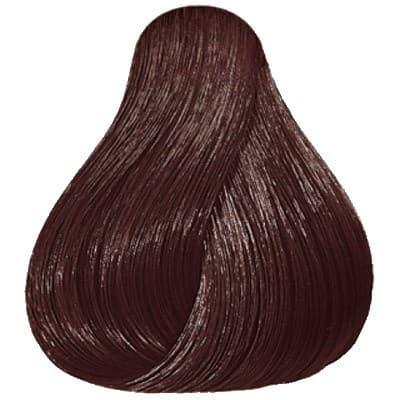 Купить Wella, Стойкая крем-краска для волос Koleston Perfect, 60 мл (145 оттенков) 5/77 мокко