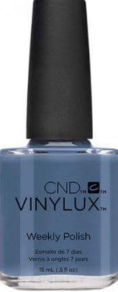 CND (Creative Nail Design), Винилюкс Профессиональный недельный лак VINYLUX™ Weekly Polish (54 оттенка) 15 мл # 226 (Denim Patch) lsqstar 8 android4 0 capacitive screen car dvd player w gps fm bt wifi swc tv aux for toyota prius