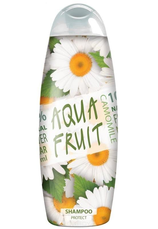 AquaFruit, Шампунь для ослабленных волос Protect, 420 мл aquafruit шампунь для ослабленных волос protect 420 мл