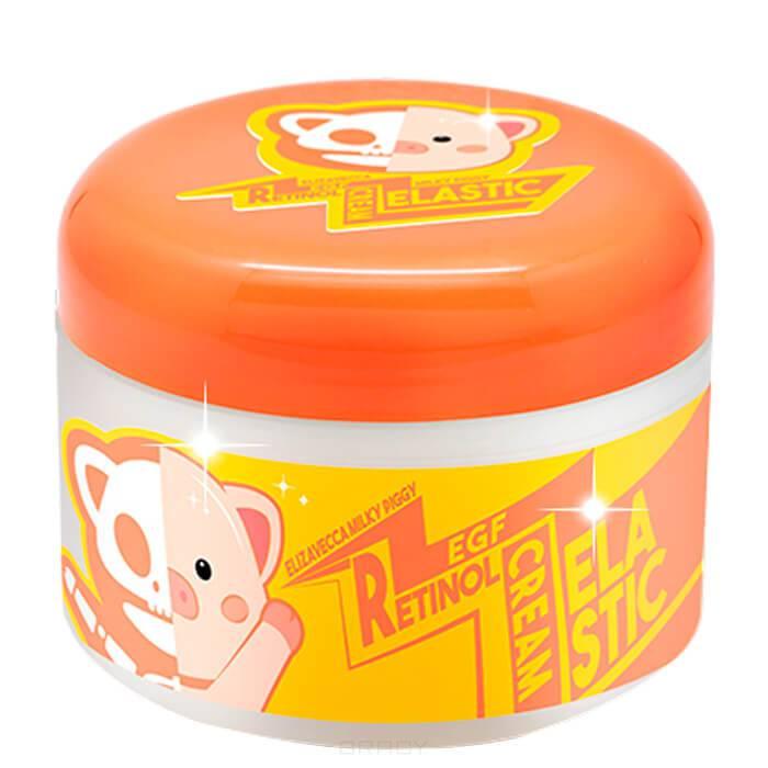 Купить Elizavecca, Крем для лица со свиным коллагеном Milky Piggy EGF Retinol Cream, 100 мл