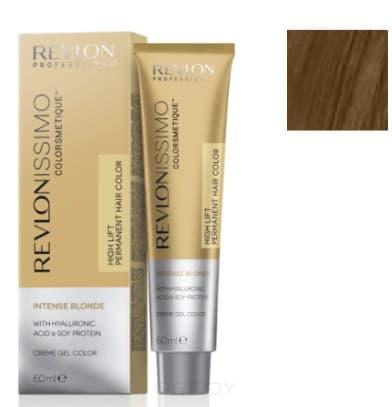 Revlon, Краска супра блондирующая Revlonissimo Colorsmetique Intense Blonde, 60 мл (10 оттенков) 1217MN