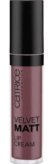 Catrice, Кремовая губная помада Velvet Matt Lip Cream (8 оттенков), 1 шт, тон 090, темно-терракотовый помадакрем для губ velvet matt lip cream catrice губы