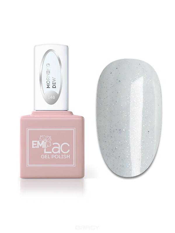 Купить E.Mi, Гель-лак для ногтей, E.MiLac (392 тона) №148 WEC Утренняя роса