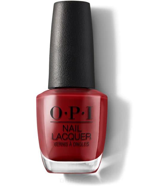 Купить OPI, Лак для ногтей Nail Lacquer, 15 мл (233 цвета) I Love You Just / Peru
