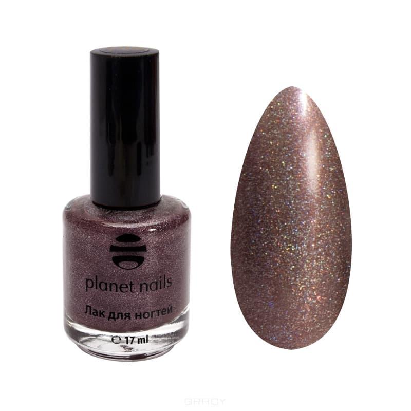 Planet Nails, Голографический лак для ногтей Планет Нейлс, 17 мл (34 оттенка) 229 planet nails голографический лак для ногтей планет нейлс 17 мл 34 оттенка 228