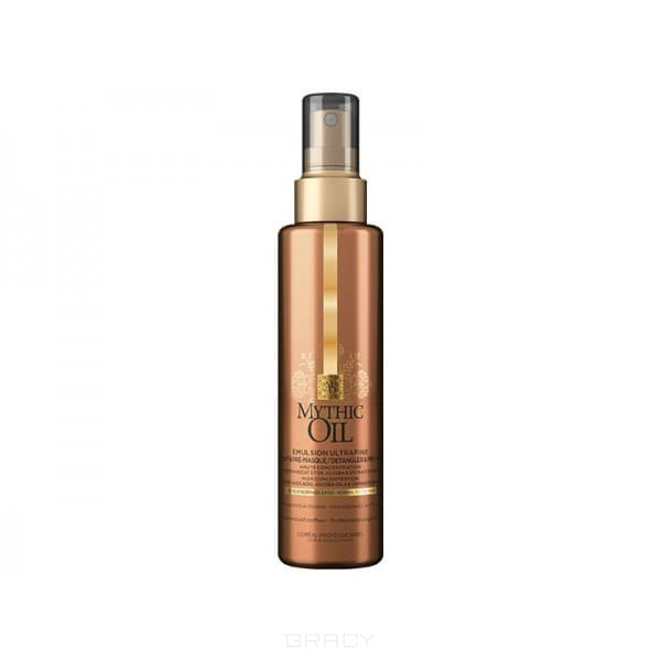 L'Oreal Professionnel, Эмульсия для нормальных  тонких волос Serie Expert Mythic Oil Emulsion for Normal to Fine Hair, 150 мл