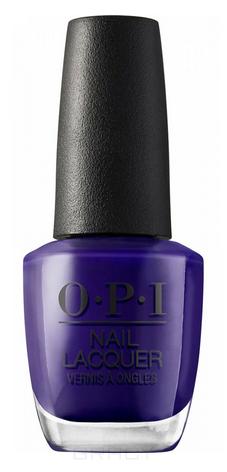 OPI, Лак для ногтей Nail Lacquer, 15 мл (293 цвета) Purple With A Purpose / Classics фото