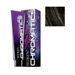 Redken, Краска дл волос без аммиака Chromatics, 60 мл (60 оттенков) 4/4N натуральный NaturalОкрашивание волос и обесцвечивание Редкен<br><br>